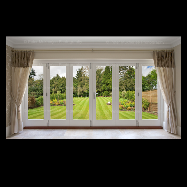 Bathroom window blinds - Window Window With Decorative Vase Window Dressed With Silk Curtains
